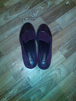 Отдается в дар Женские туфли(лоферы)