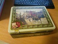 Отдается в дар Коробка от чая
