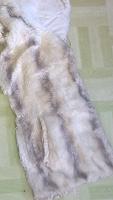 Отдается в дар искусственный мех для рукоделия