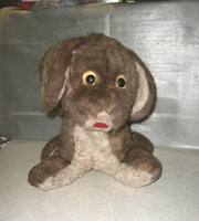 Отдается в дар игрушка-собака