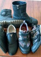 Отдается в дар Обувь мальчику, 35 размер