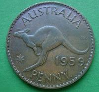Отдается в дар монета — Австралия