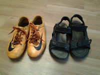 Отдается в дар Детская обувь для мальчика