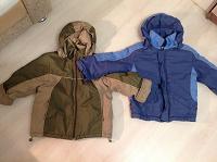 Отдается в дар Куртки демисезонные для мальчиков