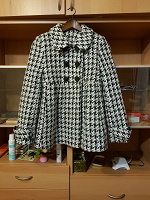 Отдается в дар Пальто осеннее, 42 размер
