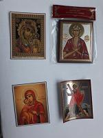 Отдается в дар Карманные иконки для православных