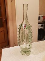 Отдается в дар Бутылка декоративная