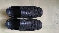 Отдается в дар Мужские туфли 45р. И домашние тапочки