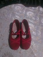 Отдается в дар туфельки на девочку 37 размер