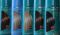Отдается в дар Оттеночные тоники для волос