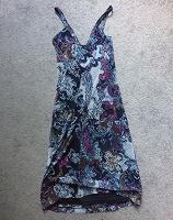 Отдается в дар платье 42-44, миди