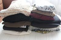 Отдается в дар Большой пакет женской одежды