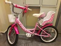Отдается в дар Детский велосипед для девочки