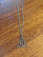 Отдается в дар Подвеска для фанатов «Гарри Поттер»а
