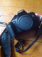Отдается в дар Canon Kis фотоаппарат
