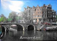 Отдается в дар Магнит Амстердам