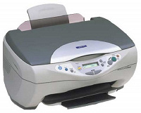 Отдается в дар МФУ Epson Stylus CX5400