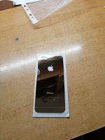 Отдается в дар Стекло на заднюю панель Apple 5s. Золото