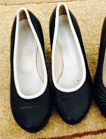 Отдается в дар Женские туфли, 36 размер
