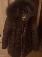 Отдается в дар Пальто зимнее 44 размер (куртка)