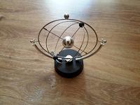 Отдается в дар Антистресс — маятник «Шар»