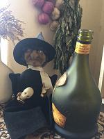 Отдается в дар Ведьмина бутылочка.