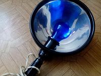 Отдается в дар Рефлектор Минина (синяя лампа)