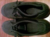 Отдается в дар Обувь 25 размера (37-38) без каблука