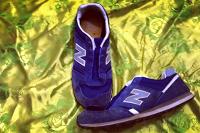 Отдается в дар Мужские кроссовки New Balance 45,5 размер
