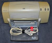 Отдается в дар Принтер HP deskjet 920c