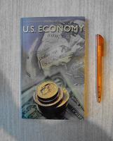 Отдается в дар Экономика США. На английском.