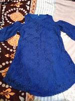 Отдается в дар Платье гипюровое