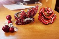 Отдается в дар Бижутерия Aldo браслет кольцо серьги