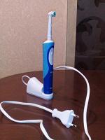 Отдается в дар Зубная щетка электрическая