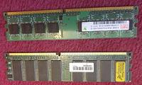 Отдается в дар 2 планки памяти 512 Mb