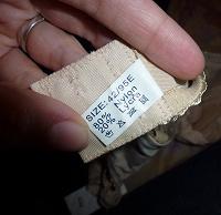 Отдается в дар Бюстгалтер объем 95 чашка Е