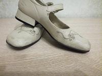 Отдается в дар Туфли для девочки.