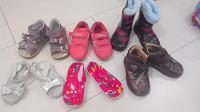 Отдается в дар Обувь на девочку 21-22 размер