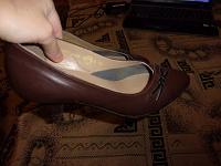 Отдается в дар Ретро-туфли, 38 размер, СССР
