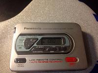 Отдается в дар Плеер с радио panasonic rq-sx97