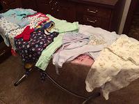 Отдается в дар Пакет вещей для малыша