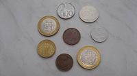Отдается в дар 8 монет к 8 Марта