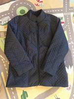 Отдается в дар Куртка женская стёганная
