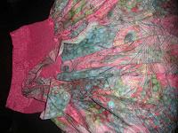 Отдается в дар юбка или сарафан