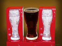 Отдается в дар Стакан Coca-Cola