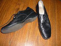 Отдается в дар ботинки женские 36-37