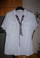 Отдается в дар Рубашка — Блузка 44 размер