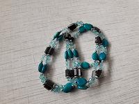 Отдается в дар Ожерелье-браслет с магнитами из Болгарии