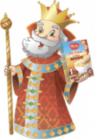 Отдается в дар Код от розыгрыша Увелка на Царя из По щучьему велению.