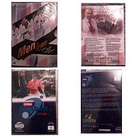 Отдается в дар DVD документальные фильмы о спорте с инвалидностью (ДЦП)